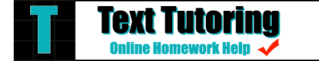 Text Tutoring